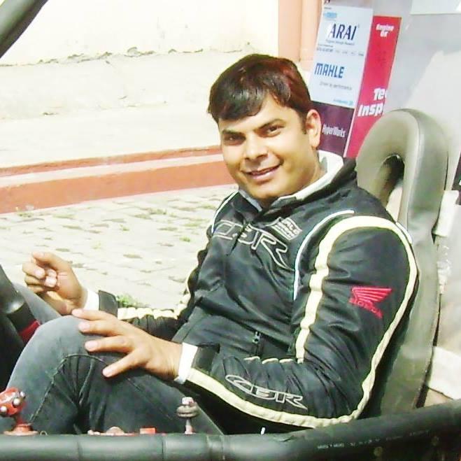 Amit Dwivedi Managing Director of Media Wire Pvt ltd